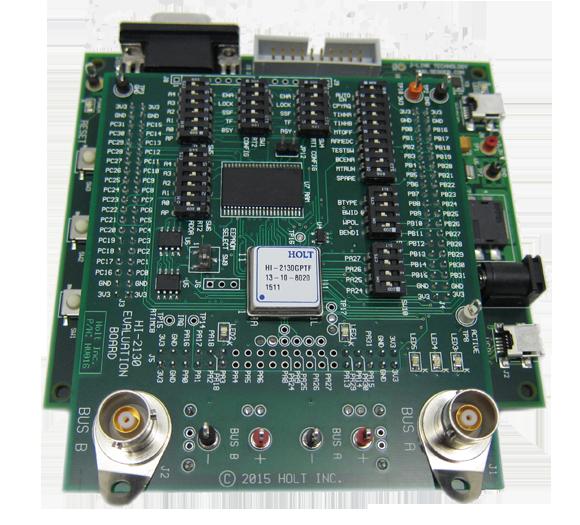 ADK-2130: HI-2130 API Application Development Kit - Holt ...