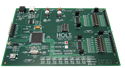 ADK-8428: HI-8428 Discrete-to-Digital Sensor Evaluation Board